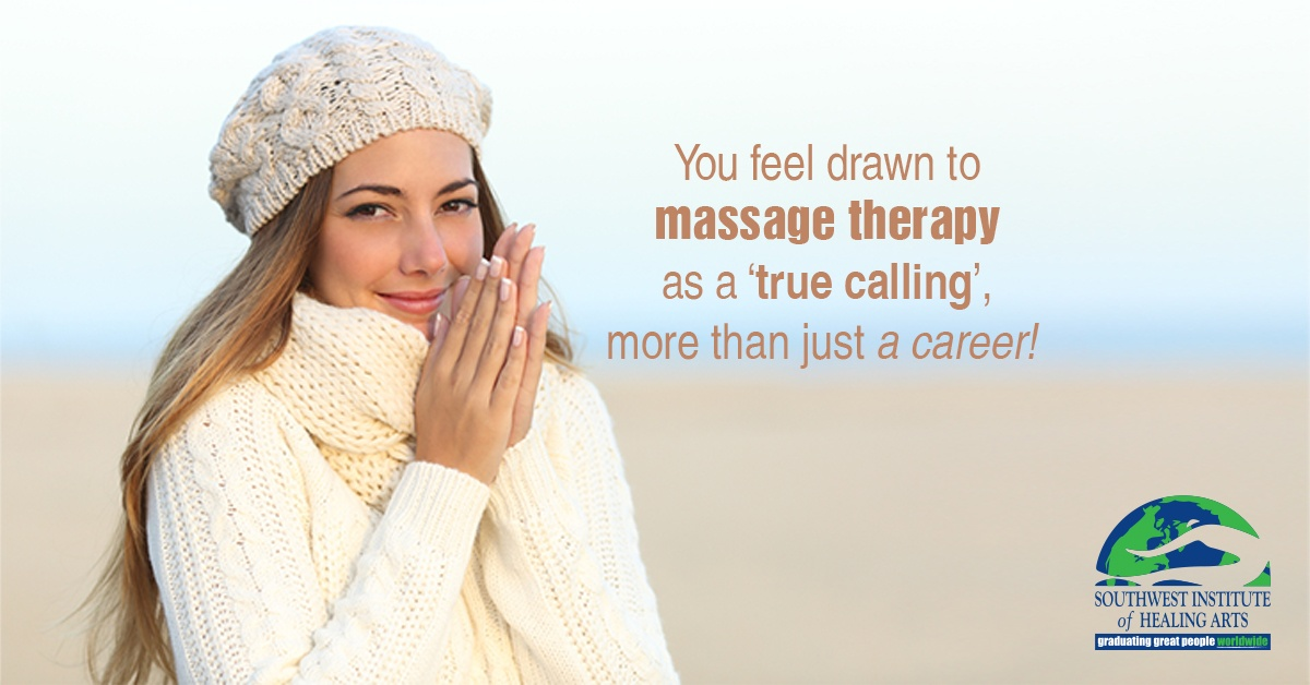 Reasons for choosing a career in Massage Therapy?